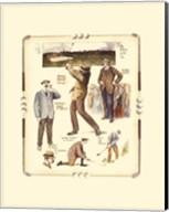 Walton Heath Golf Tournament Fine-Art Print