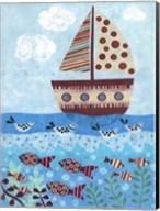 Sunny Sailing Fine-Art Print
