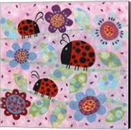 Lady Bugs Fine-Art Print