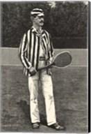 Harper's Weekly Tennis I Fine-Art Print