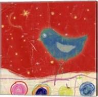 Feathers, Dots & Stripes VIII Fine-Art Print