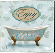 Enjoy Bath Fine-Art Print