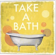 Take a Bath Fine-Art Print