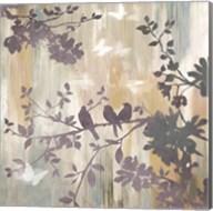 Mist Foliage I Fine-Art Print