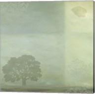 Blue Horizon 1 Fine-Art Print
