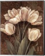 Petit Jardin Tulips Fine-Art Print