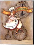 Paris Bistro I Fine-Art Print