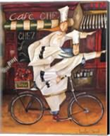 Chefs on the Go - mini Fine-Art Print