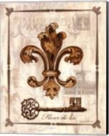 Fleur de Lis Fine-Art Print