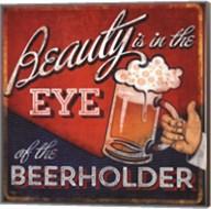 Beerholder Fine-Art Print