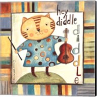 Hey Diddle Diddle Fine-Art Print