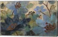 Peacock Garden Fine-Art Print