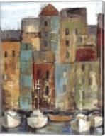 Old Town Port I Fine-Art Print