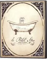 Le Petit Spa I Fine-Art Print