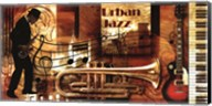 Urban Jazz Fine-Art Print