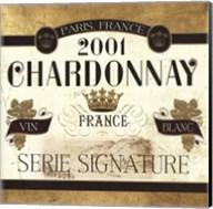 Wine Labels II Fine-Art Print