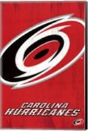 Carolina Hurricanes® - Logo 13 Wall Poster