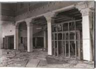 First Floor of Greensboro Motor Company Guilford County, NC Fine-Art Print