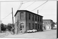 Salem Manufacturing Company, Arista Cotton Mill, Winston-Salem, Forsyth County, NC Fine-Art Print