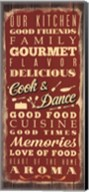 Cook & Dance Fine-Art Print