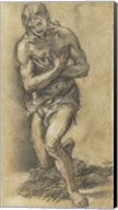 Christ Baptized Fine-Art Print