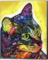 Confident Cat Fine-Art Print