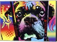 Choose Adoption Boxer Fine-Art Print