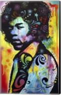 Hendrix Fine-Art Print