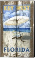 Beach Umbrella Fine-Art Print