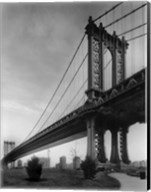 Manhattan Bridge Fine-Art Print