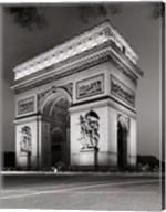 Arc de Triomphe Paris Fine-Art Print