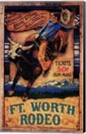 Rodeo Fine-Art Print