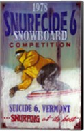 Snowboard Fine-Art Print