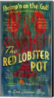 Lobster Pot Fine-Art Print