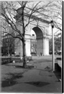 Arc de Triomphe in Washington Square Park Fine-Art Print