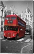 Red Bus Fine-Art Print