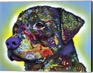 The Rottweiler Fine-Art Print