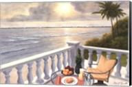 Breakfast on the Veranda Fine-Art Print