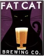 Cat Brewing no City Fine-Art Print