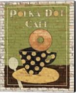 Polka Dot Cafe Fine-Art Print