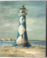 Lighthouse IV Fine-Art Print