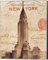 Letter from New York Fine-Art Print