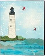 Coastal Notes II Fine-Art Print