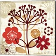 Floral Pop II Fine-Art Print