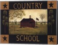 Country School Fine-Art Print