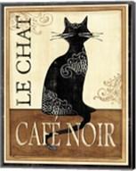 Le Chat Fine-Art Print