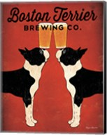 Boston Terrier Brewing Co. Fine-Art Print