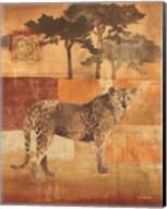 Animals on Safari III Fine-Art Print