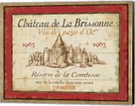 French Wine Labels I Fine-Art Print