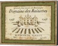 French Wine Label III Fine-Art Print